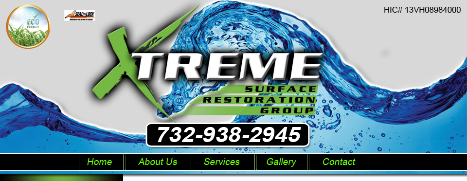 Pressure Washing, Surface Cleaning and Sealing - Xtreme Surface Restoration Group
